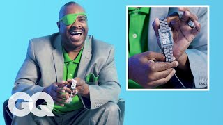 Slick Rick Shows Off His Insane Jewelry Collection | GQ