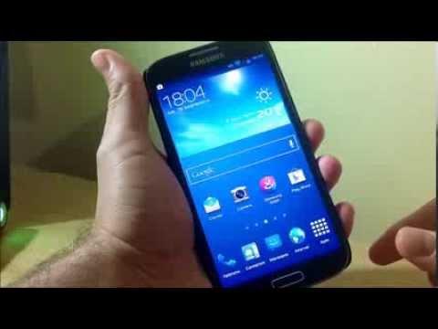 Galaxy S4 GT I9500 Flasheo/instalación Arrow Rom V 7.2.0  -Review-
