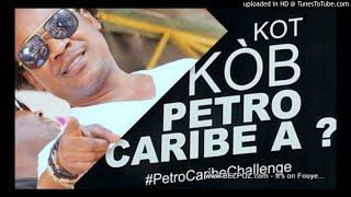 Deklarasyon Senatè Garcia Delva sou dossier PetroCaribe a