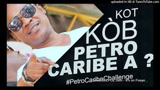 Deklarasyon Senate Garcia Delva sou dossier PetroCaribe a