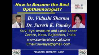 How to Become the Best Doctor/Ophthalmologist in Practice? Dr Vidushi Sharma SuVi Eye Kota India