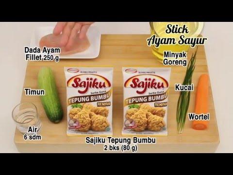 Dapur Umami - Stick Ayam Sayur