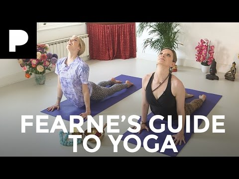 Fearne Cotton's Happiness Project: Yoga