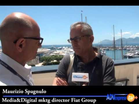 Spagnulo (Fiat Group): più digital per raccontarci. A breve il rilancio di Giulietta