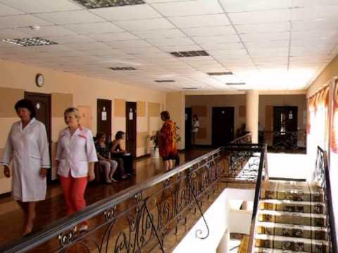 Санаторий Машук в Пятигорске