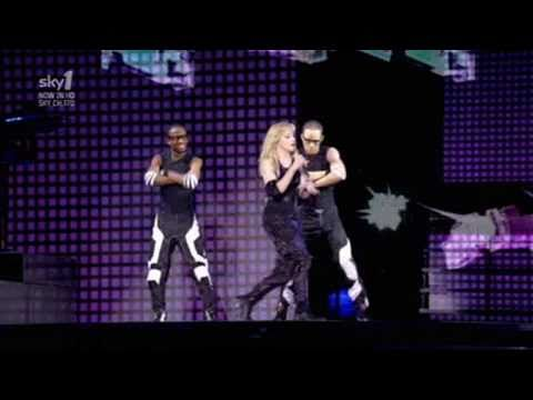 Madonna – Give It 2 Me (Sticky & Sweet Tour in Buenos Aires)