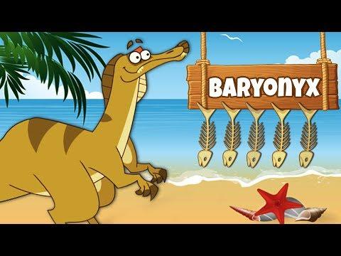 A Fish Eating Dinosaur?! Amazing Dinosaur Cartoons for Children by I'm A Dinosaur!