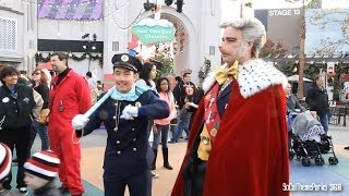 [HD] Tour of Grinchmas 2013 Event at Universal Studios Hollywood