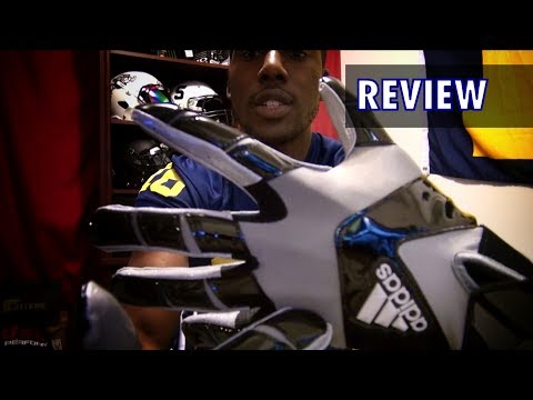 Adidas Crazyquick Gloves Review - Ep. 123