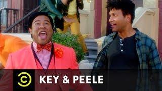 Uncensored  Key  Peele  Negrotown