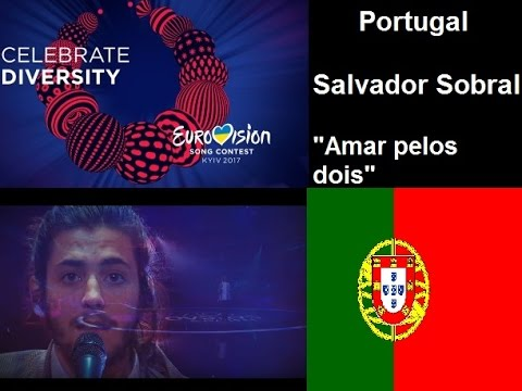 Portugal Eurovision Song Contest ESC 2017 Review Reaction Salvador Sobral Amar Pelos Dois