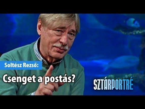 Soltész Rezső: Csenget a postás? - Sztárportré