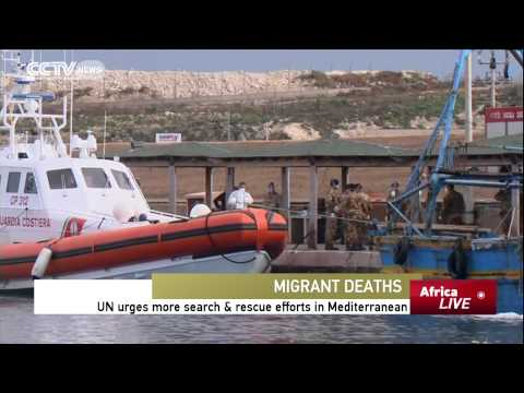 At Least 300 Migrants Feared Dead After Perilous Mediterranean Sea Journey