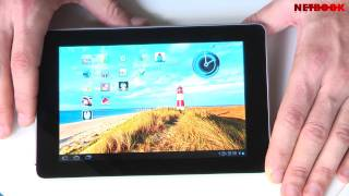 Recensione Huawei MediaPad 3G (eng sub)