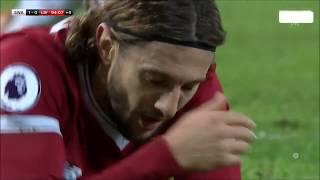Roberto Firminos unbelievable miss against Swansea - Swansea vs Liverpool 1-0