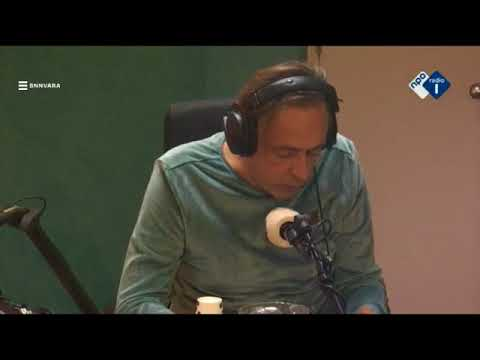 Marcel van Roosmalen over de krantenbakkers van het AD | NPO Radio 1