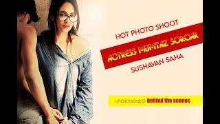 #Sushavan #Saha #doing #hot #glamour #shoot #with #most #beautiful #actress  #Mumtaz #Sorcar