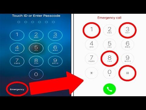 как разблокировать айфон забыла пароль тоже При