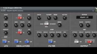 Flstudio vst asynth (NINTENDO SOUNDS)