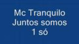 Vídeo 1 de Mc Tranquilo