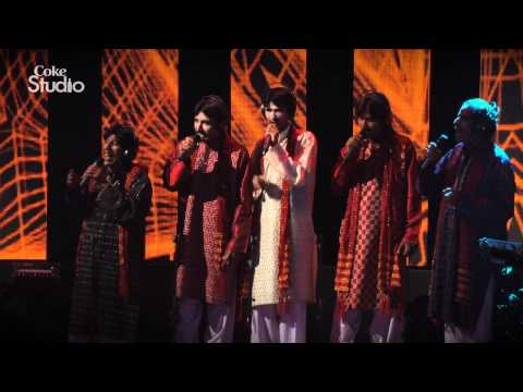 Kandyaari Dhol Geet HD Bohemia and Chakwal Group Coke Studio...