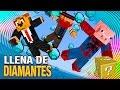 A TOPE DE DIAMANTES!   LUCKY BLOCKS C/ Exo y Macundra