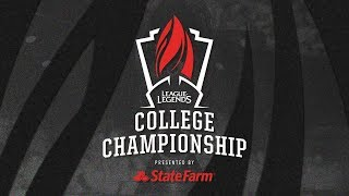 Glory | 2019 League of Legends College Championship