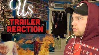 US (2019) Trailer Reaction and Review (Jordan Peele's new film)