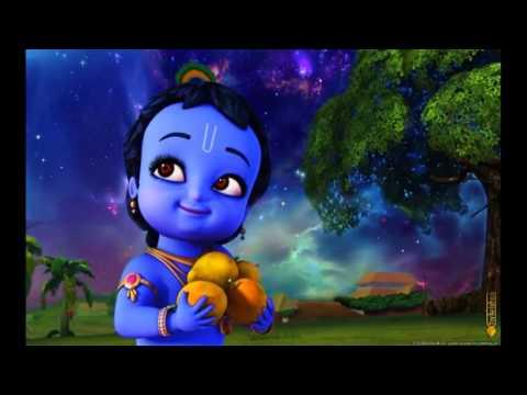 Little Krishna Sweet Flute