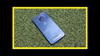 Breaking News | Moto Z3 Play unboxing and first impressions