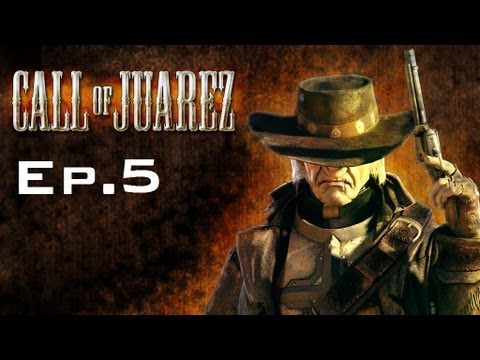 Call of Juarez - ''I'm the sword of the Lord''