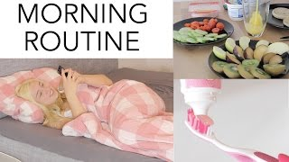 MORNING ROUTINE ♥ Weekend-Edition