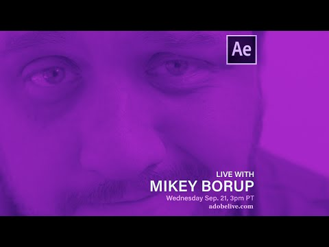 Dynamic Effects - Trails, Bends, Shadows and Wobbles in After Effects | Motion Design Live Stream