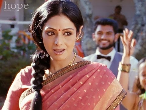 English Vinglish In Theatre's Now - He Really Likes You!