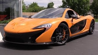 2015 McLaren P1 - Start Up, Exhaust & In Depth Review