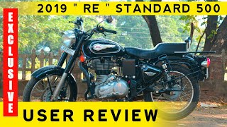Royal Enfield Standard 500 User Review After 3 Month | Auto Review Malayalam