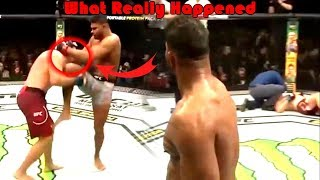 What Really Happened at UFC St Petersburg (Alistair Overeem vs Aleksei Oleinik)