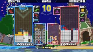 CEO 2017 - Puyo Puyo Tetris - Swap - Grand Final - Sixfortyfive vs LOSER Steelix100