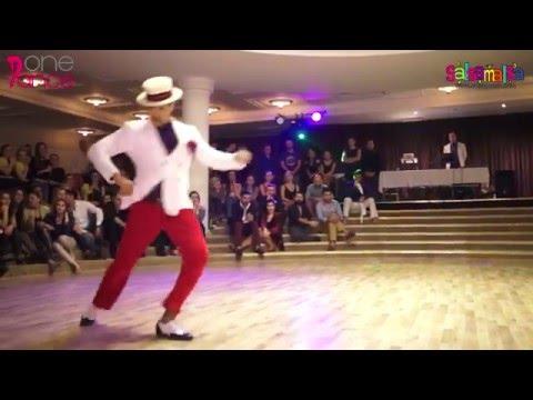 Franklin Diaz Dance Performance | Noche De Rumba by One Dance