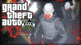 GTA 5 Online - Scariest Game Ever! (Slasher Mini-Game)