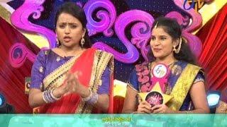 Star Mahila |28th April 2017 | Full Episode | ETV Telugu