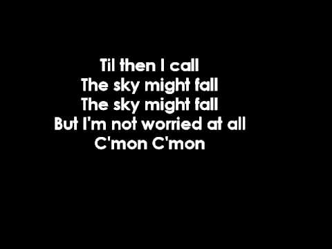 Kid Cudi Sky might fall - Lyrics