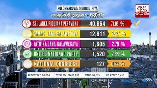 Polling Division - Medirigiriya