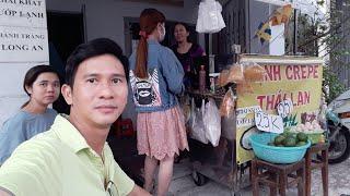 Bánh Crepe Thái Lan Tại Quận 9
