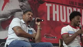 barrera and morales manny pacquiao beats thurman EsNews Boxing
