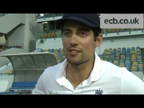 Performance with the bat cost England - captain Alastair Cook