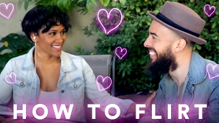 How To Flirt: For Shy & Awkward Girls