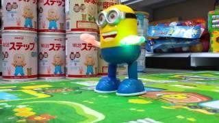 Minion vừa nhảy vừa hát - siêu thị Đồ Bé Yêu
