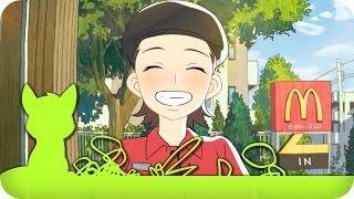McDonald's Anime [Scribble Kibble #26]