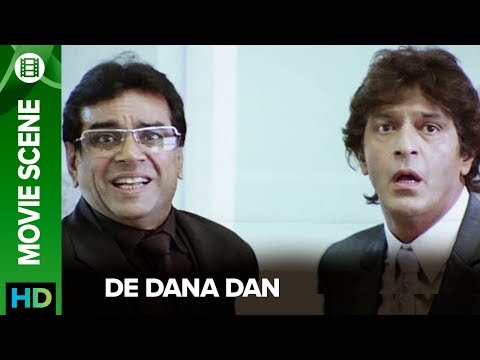 Paresh Rawal Likes To Con People | De Dana Dan